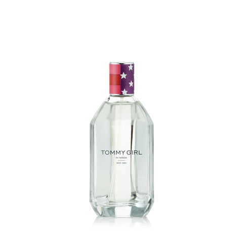 Tommy Girl Summer Eau de Toilette Spray for Women by Tommy Hilfiger 3.4 oz.