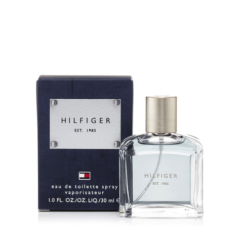 Tommy Hilfiger Hilfiger Est. 1985 Eau de Toilette Mens Spray 1.0 oz.