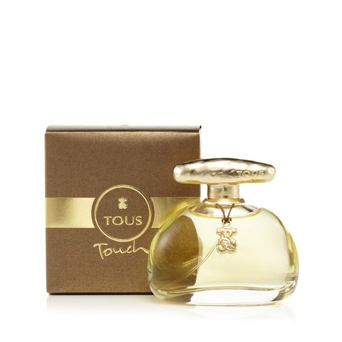 Tous Touch Eau de Toilette Womens Spray 3.4 oz. image