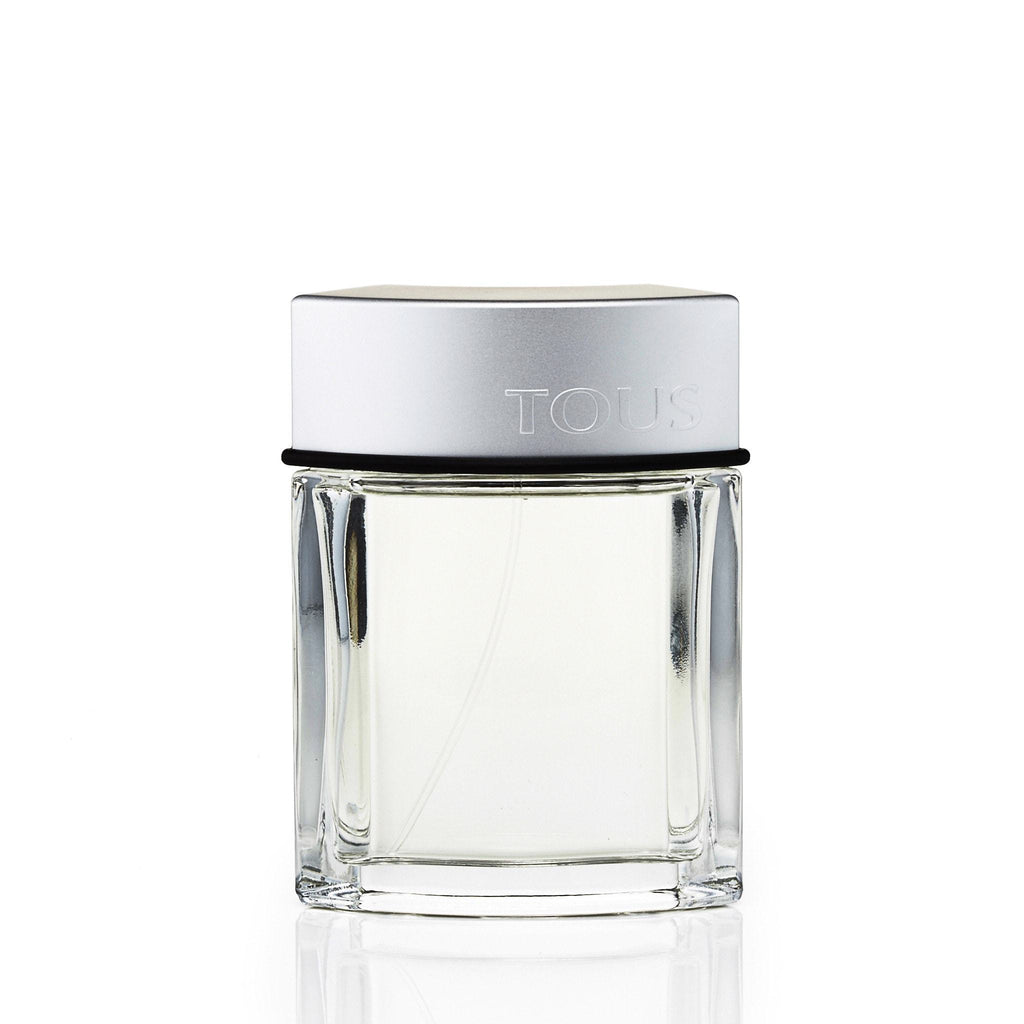 Man Eau de Toilette Spray for Men by Tous 3.4 oz.