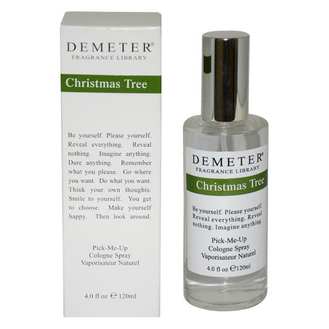 CHRISTMAS TREE BY DEMETER FOR UNISEX -  COLOGNE SPRAY