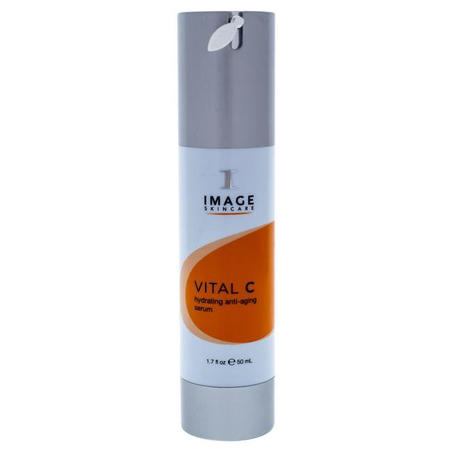 Vital C Hydrating Anti Age Serum by Image for Unisex - 1.7 oz Serum