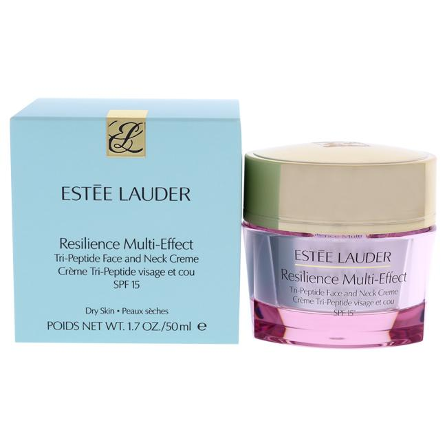Resilience Multi-Effect Creme SPF 15 - Dry Skin by Estee Lauder for Unisex - 1.7 oz Cream