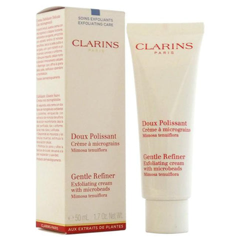 Gentle Exfoliating Refiner Cream with Microbeads by Clarins for Unisex - 1.7 oz Creamimage