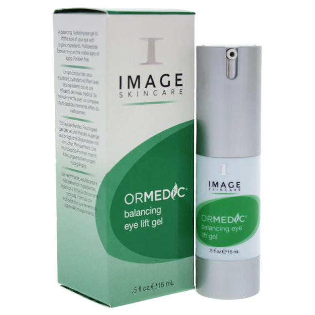 Ormedic Balancing Eye Lift Gel by Image for Unisex - 0.5 oz Gel