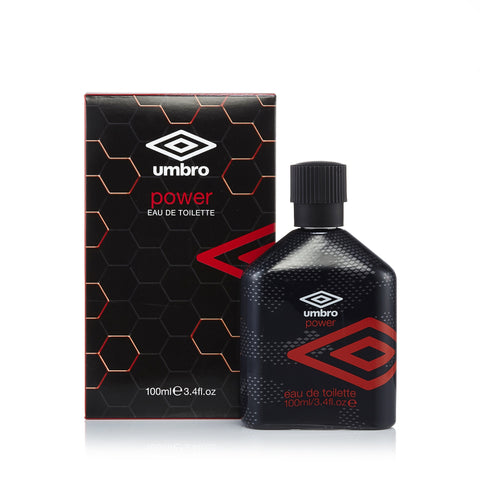 Umbro Power Eau de Toilette Spray for Men by Umbro 3.4 oz.