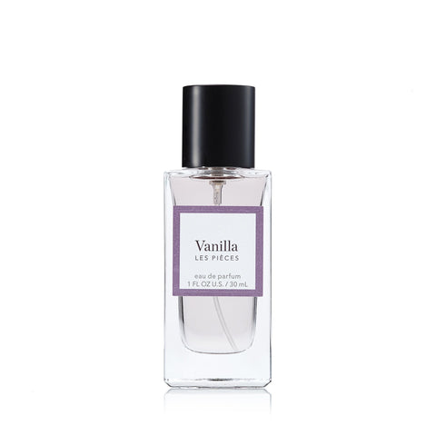 Vanilla Eau de Parfum Spray for Women by Les Pieces 1.0 oz.