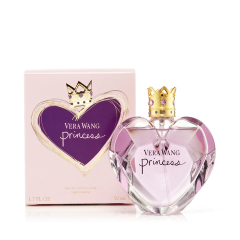 Vera Wang Princess Eau de Toilette Womens Spray 1.7 oz.