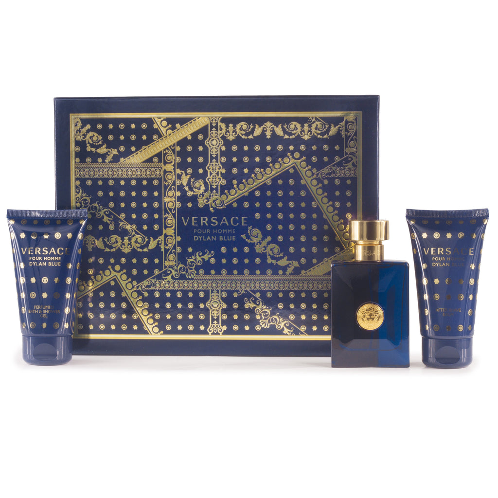 Dylan Blue Set for Men by Versace 1.7 oz.