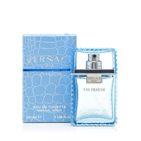 Versace Man Eau Fraiche Eau de Toilette Mens Spray 1.0 oz.