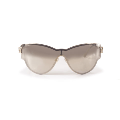 Pale Gold Sunglasses by Versace