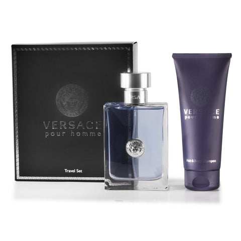 Pour Homme Gift Set for Men by Versaceimage