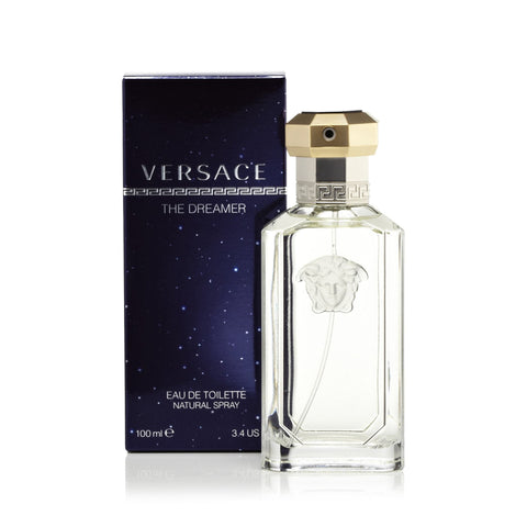 Versace The Dreamer Eau de Toilette Mens Spray 3.4 oz.