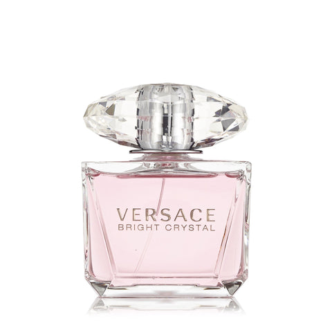 Bright Crystal Eau de Toilette Spray for Women by Versace 6.7 oz.