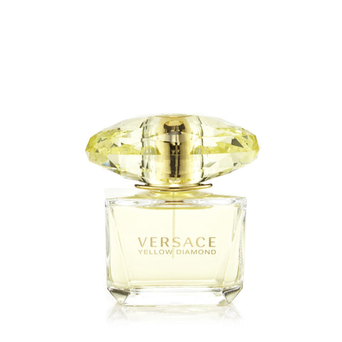Versace Yellow Diamond Eau de Toilette Womens Spray 3 oz.