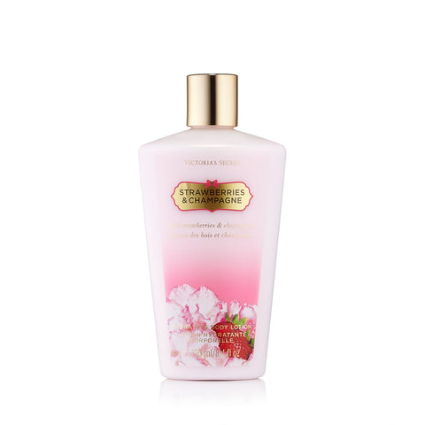 Strawberries & Champagne Body Lotion for Women by Victoria's Secret 8.4 oz.