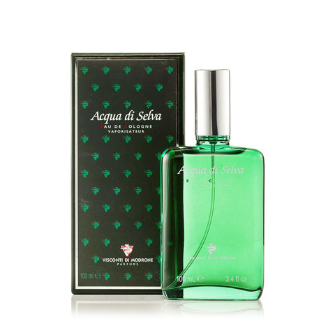 Acqua Di Selva Eau de Cologne Spray for Men by Visconti Di Modrone 3.3 oz.