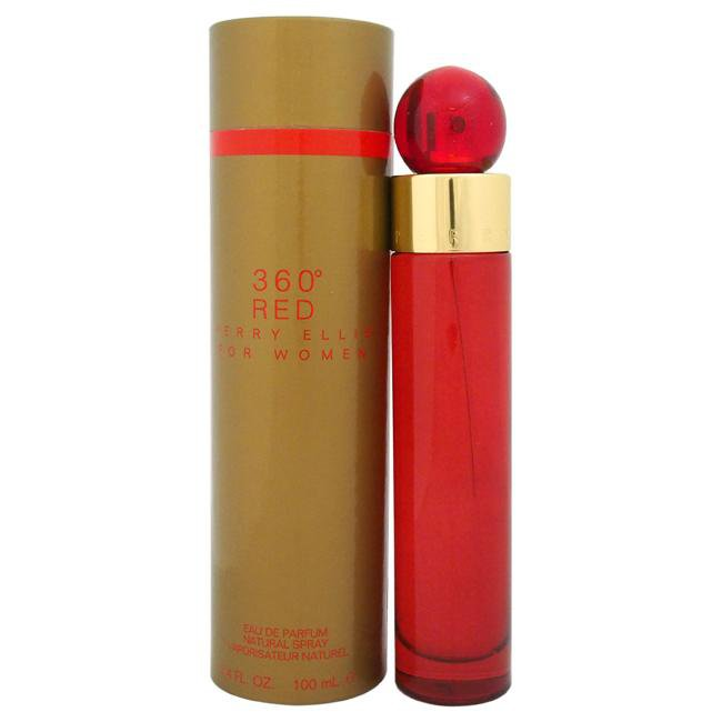 360 Red by Perry Ellis for Women -  EDP Spray