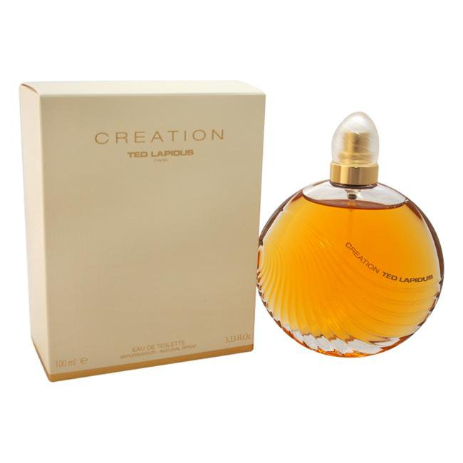 Creation by Ted Lapidus for Women -  Eau De Toilette Spray