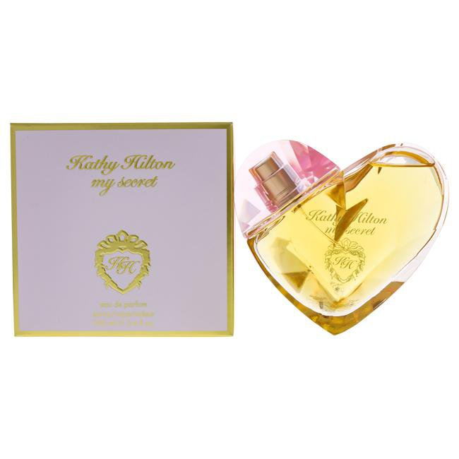 KATHY HILTON MY SECRET BY KATHY HILTON FOR WOMEN -  Eau De Parfum SPRAY