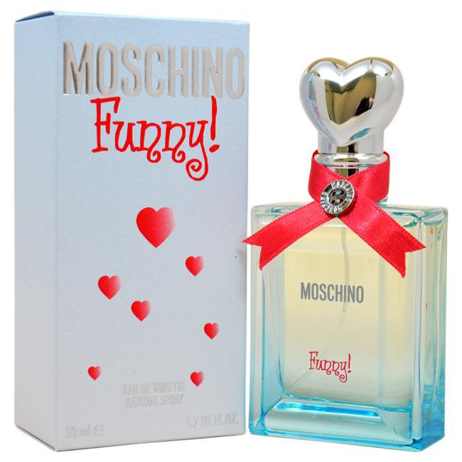 Moschino Funny by Moschino for Women -  Eau de Toilette Spray
