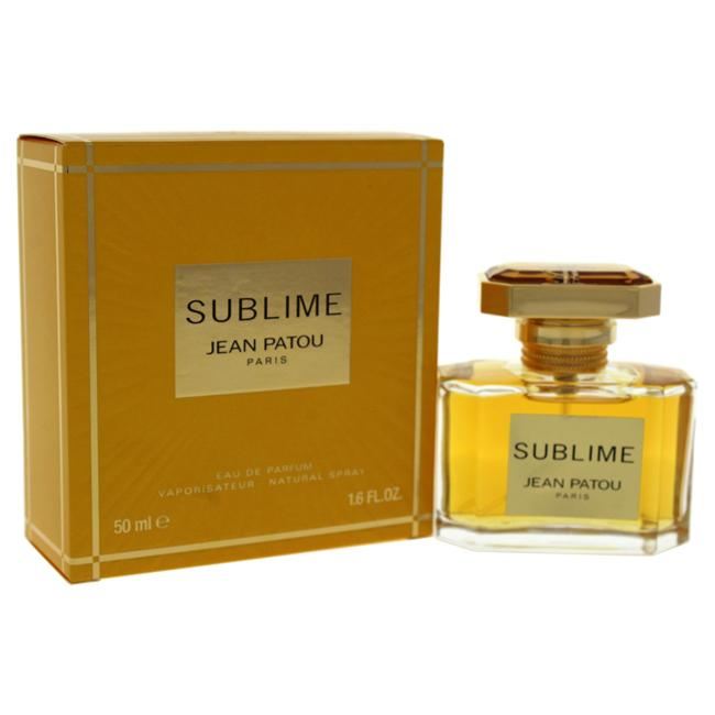 Sublime by Jean Patou for Women - EDP Spray