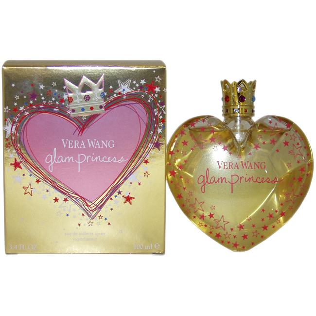 Vera Wang Glam Princess by Vera Wang for Women -  Eau de Toilette - EDT/S