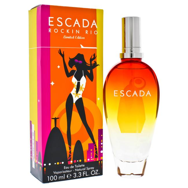 Escada Rockin Rio by Escada for Women - Limited Edition)