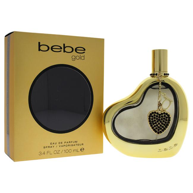 BEBE GOLD BY BEBE FOR WOMEN -  Eau De Parfum SPRAY
