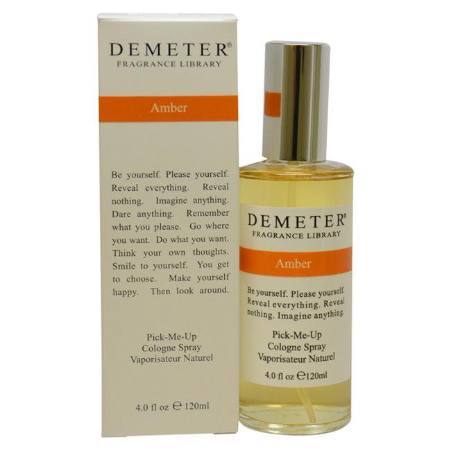 AMBER BY DEMETER FOR WOMEN -  COLOGNE SPRAY