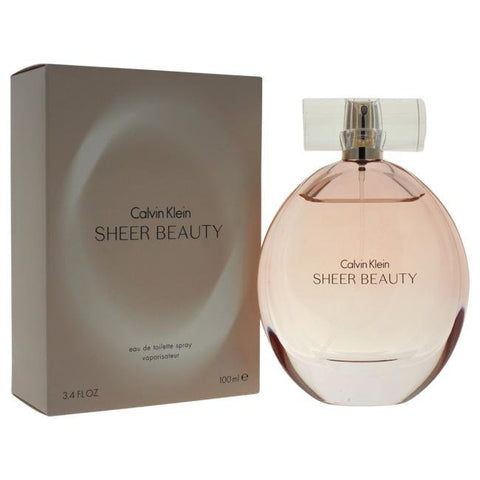 SHEER BEAUTY BY CALVIN KLEIN FOR WOMEN -  Eau De Toilette SPRAYimage