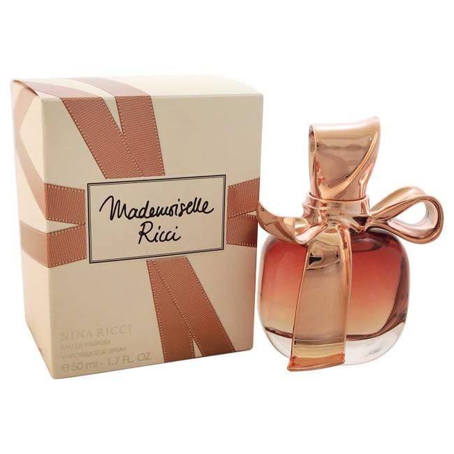 MADEMOISELLE RICCI BY NINA RICCI FOR WOMEN -  Eau De Parfum SPRAY