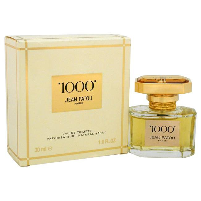 Jean Patou 1000 by Jean Patou for Women -  Eau de Toilette Spray