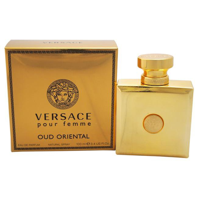 OUD ORIENTAL BY VERSACE FOR WOMEN -  Eau De Parfum SPRAY