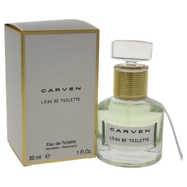 LEAU DE TOILETTE BY CARVEN FOR WOMEN -  Eau De Toilette SPRAY