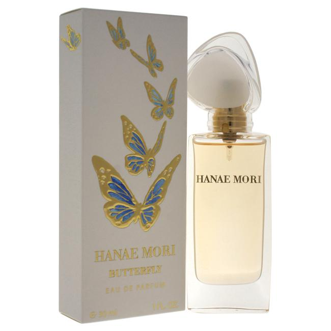 Hanae Mori Butterfly by Hanae Mori for Women - EDP Spray