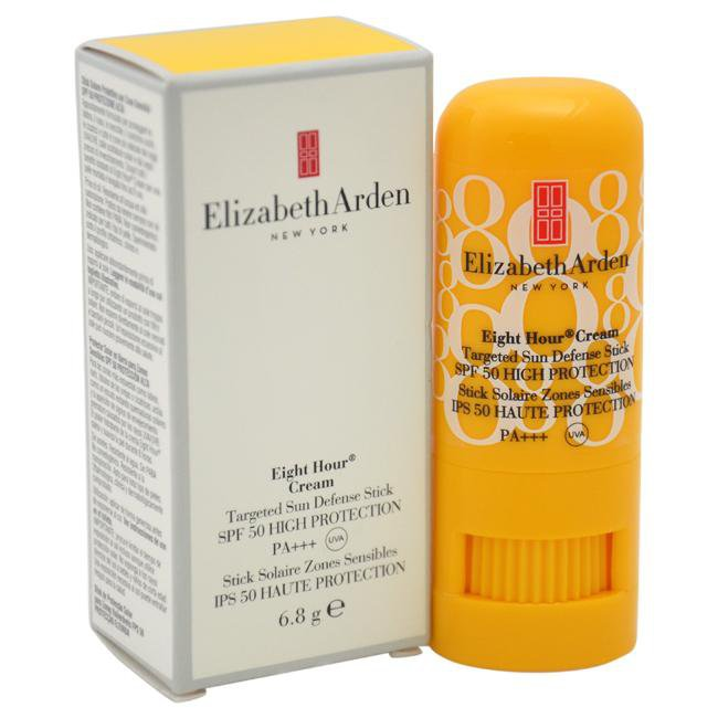 Eight Hour Cream Targeted Sun Defence Stick SPF 50 High Protection by Elizabeth Arden for Women - 6.
