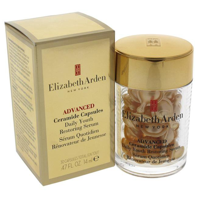 Ceramide Capsules Daily Youth Restoring Serum by Elizabeth Arden for Women - 30 Count Capsules