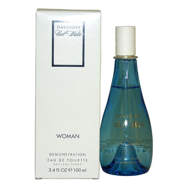 Cool Water Eau de Toilette Spray for Women by Davidoff