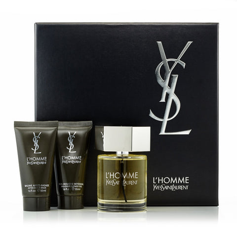 L'Homme Gift Set for Men by Yves Saint Laurent 3.3 oz.