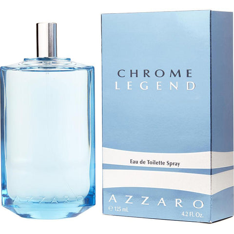 Chrome Legend Eau de Toilette Spray for Men by Azzaro