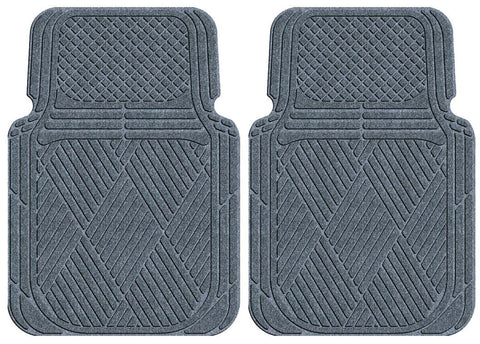 Machine Washable Car Mats - Classic Large Front Set