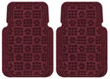 Paw Print Waterhog Large (Front Set) - Textrel