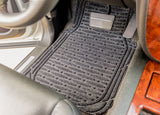 Machine Washable Car Mats - Traction Large Full Set