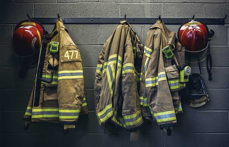 Fire Duty Shirts | How Firefighters Give Back