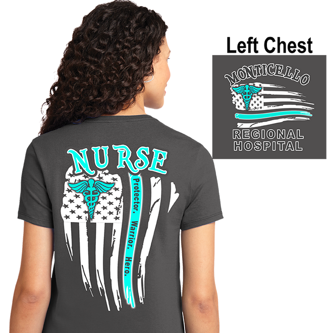 Nurse Staff Shirts