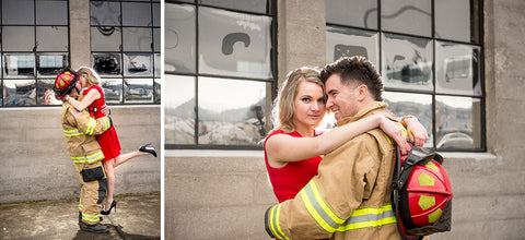Things to know when dating a firefighter