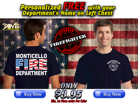 Firefighter Duty Shirts
