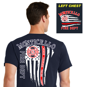 Fire Department Duty Shirts (DD-FDFLHCV), Duty Shirts, dovedesigns.com, Dove Designst-shirts, shirts, hoodies, tee shirts, t-shirt, shirts