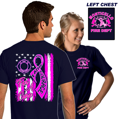 Firefighters For A Cure (DD-FDPINK18), For A Cure, dovedesigns.com, Dove Designst-shirts, shirts, hoodies, tee shirts, t-shirt, shirts
